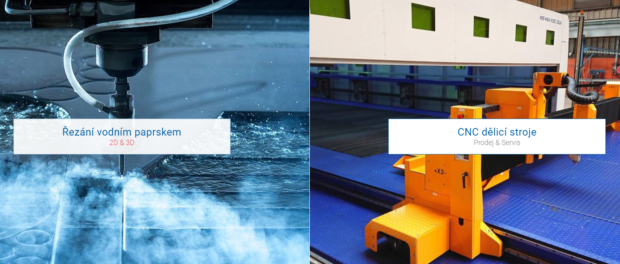 CNC stroje s kvalitním servisem budou dlouhou sloužit
